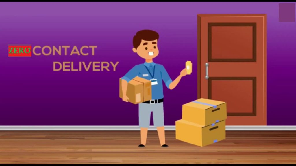 Zero Contact Delivery