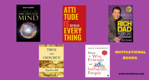 5 Best Motivational Books to Inspire You