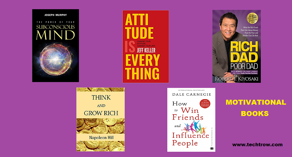 Read more about the article 5 Best Motivational Books to Inspire You
