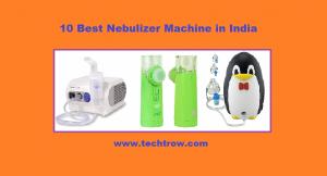 Top 10 Best Nebulizer Machine in India