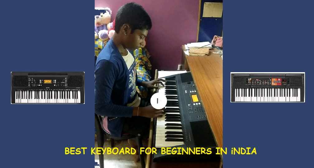 3 Best Keyboards for Beginners in India