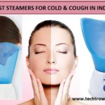 10 Best Steamers for Cold & Cough in India