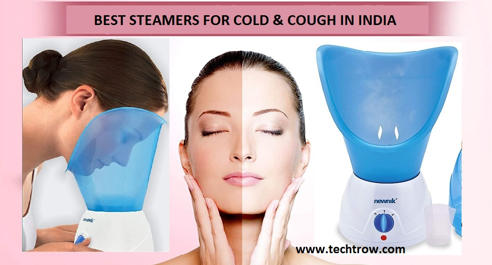 Read more about the article 10 Best Steamers for Cold & Cough in India