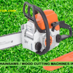 7 Best Chainsaws in India, for Professionals & Home use